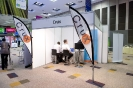 Gold sponsor - Crux's stand
