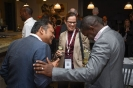 Delegates networking at EAT, Northcliff