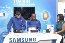 Samsung exhibition