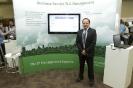 CA Business Service SLA Management exhibition stand