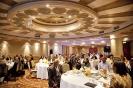 Delegates in the Ballroom