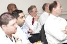 Delegates during presentation