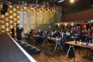 Delegates in conference room