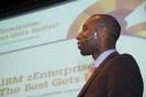 Maurice Blackwood, IBM systems and technology group director for SA