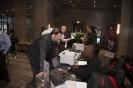 Delegates at registration