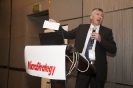 Mark Bannerman, country manager, MicroStrategy SA. During presentation