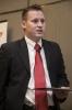 Izak Bester, sales engineer, MicroStrategy