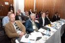 Delegates enjoy the presentations