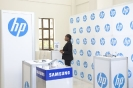 The HP stand