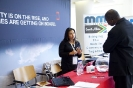 The Mobile Monday stand