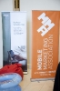 The Mobile Marketing Association stand