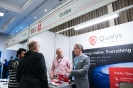 Delegates visiting the Qualys