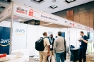 Amazon Web Services stand