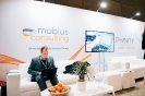 Mobius Consulting and Phinity stand