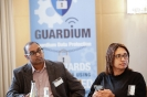ITWeb Security Summit Executive Roundtable 2019 Cape Town :: Delegates in session