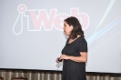 Bronwen Auret, head: digital operations, MetropolitanRepublic during her presentation