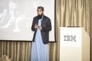 Dawood Patel, executive: digital marketing, Telkom during his presentation