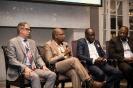 Panel discussion: Dudley Petersen, Julius Segole, David Mphelo & Mothibi Ramusi