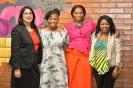 Dr Denisha Jairam-Owthar, Nomonde White-Ndlovu, Noluthando Pama and Tsitsi Marote