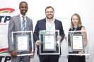 Leading IT Employer Award, presented by TalentAlign and IITPSA: the winner and the finalist