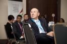 Len de Villiers during the proceedings