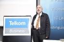 Prof Barry Dwolatzky during his presentation