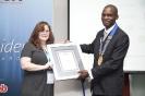 Acceptance of Award