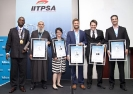 Wellington Matope with all the Award Winners