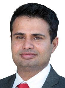 Amit Vanmali, Senior manager: risk advisory, data analytics, Deloitte