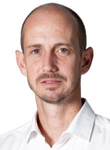 Charl van der Walt, Founder and director, SensePost