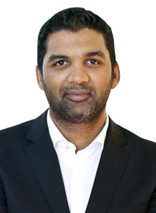 Collin Govender, VP Systems Integration, T-Systems
