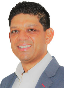 Darshan Lakha, Executive head – Vodacom group technology security, Vodacom