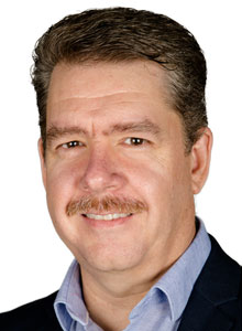 David Moncur, Technical account manager for enterprise mobility, Samsung Mobile, South Africa