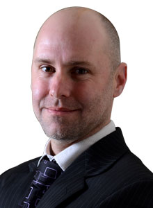 Gareth James, Network and security specialist, VMware sub-Saharan Africa