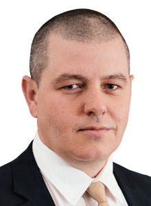 Herman Young, group security officer, Investec
