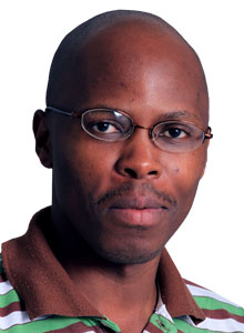 Dr Jabu Mtsweni, Research Group leader for Cyber Defence, Council for Industrial and Scientific Research (CSIR)