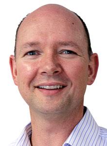 Rian Durandt, HOD business intelligence & data analytics, Digiterra