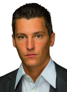 Sebastian Strobl, Principal auditor Cognosec GmBH