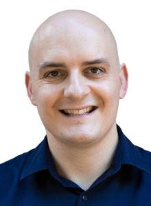 Stieler van Eerden, cyber security specialist, Standard Bank