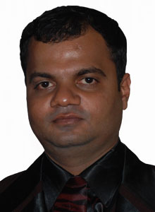 Varun Parikh, Tech lead (security) – Sophos