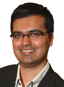 Yudhvir Seetharam, Head of analytics, FNB Business