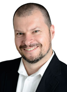Gerhard Nel, Product manager, Standard Bank