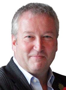 Paul Phillips, Regional VP, UK, Ireland and SA, Nutanix