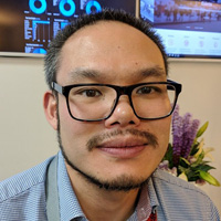 Andrew Lam, Head of Detections, SecureData