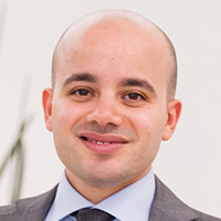 Ashraf Abdelazim, Manager, MEA Threat Management Portfolio, IBM Security