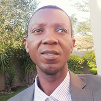Bheki Zwane, ICT project manager, National Department of Public Works