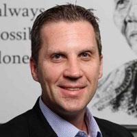Gavin Holme, Africa Geo head, Wipro