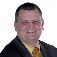 John Roberts, enterprise reporting manager, Anglo Operations