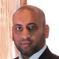 Mohamed-Shoaib Dawood, cloud services lead, IBM