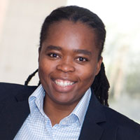 Nozipho Mngomezulu, partner:  technology, media, telecommunications & intellectual property practice, Webber Wentzel